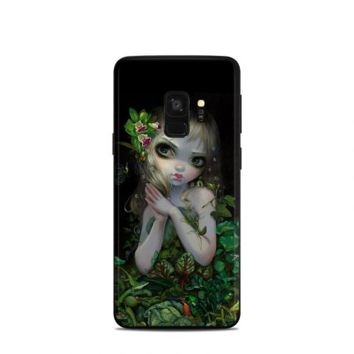 Green Goddess Samsung Galaxy S9 Skin