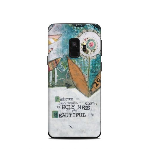 Holy Mess Samsung Galaxy S9 Skin