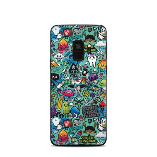 Jewel Thief Samsung Galaxy S9 Skin