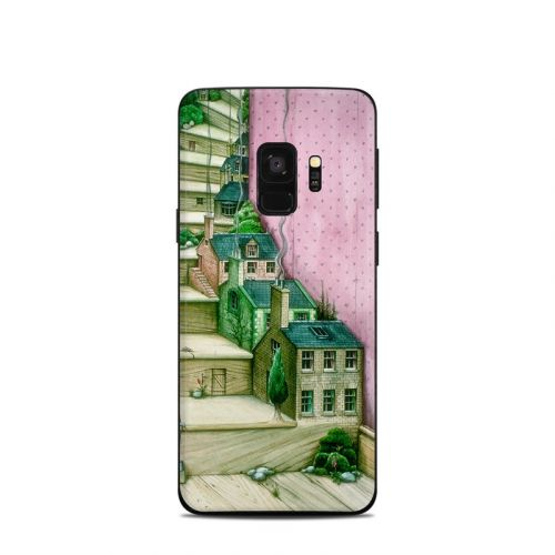 Living Stairs Samsung Galaxy S9 Skin