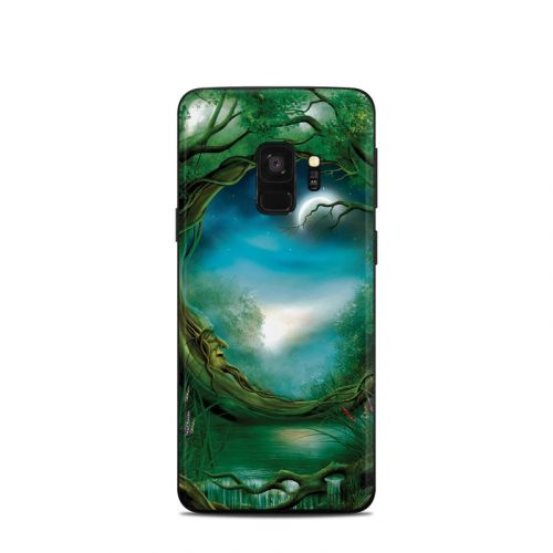 Moon Tree Samsung Galaxy S9 Skin