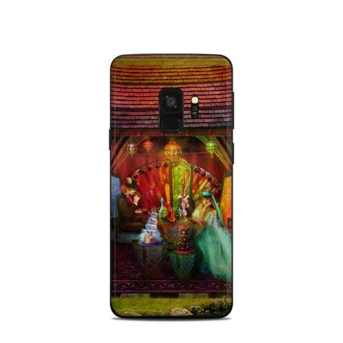 A Mad Tea Party Samsung Galaxy S9 Skin