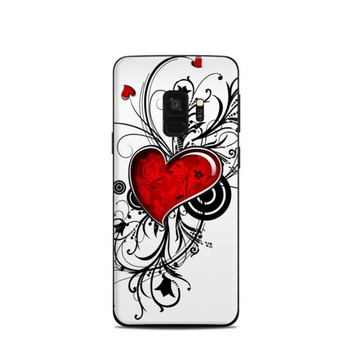 My Heart Samsung Galaxy S9 Skin