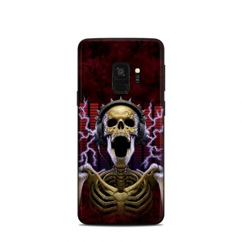 Play Loud Samsung Galaxy S9 Skin
