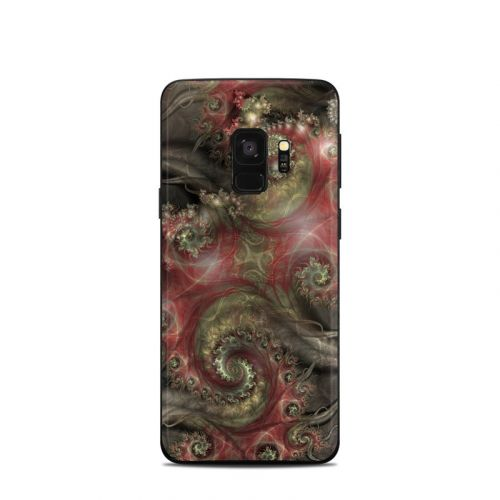 Reaching Out Samsung Galaxy S9 Skin