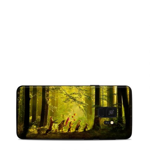 Secret Parade Samsung Galaxy S9 Skin