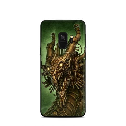 Steampunk Dragon Samsung Galaxy S9 Skin