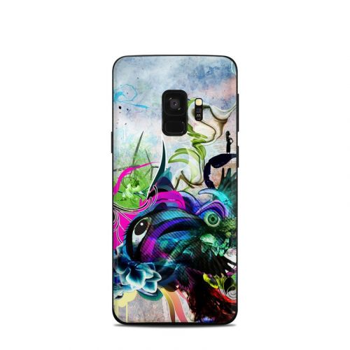 Streaming Eye Samsung Galaxy S9 Skin