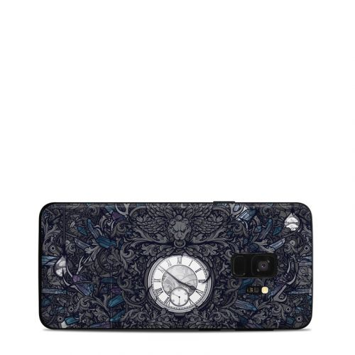 Time Travel Samsung Galaxy S9 Skin