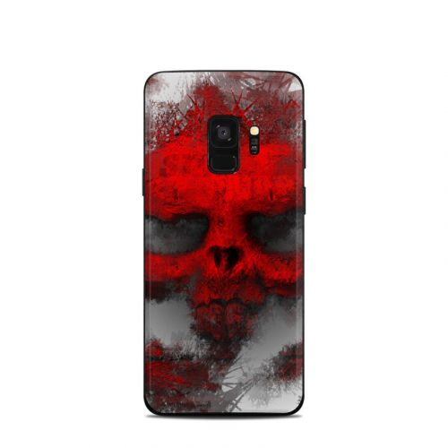 War Light Samsung Galaxy S9 Skin
