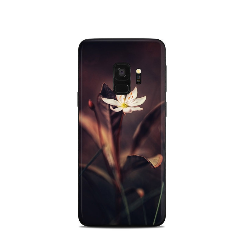 Delicate Bloom Samsung Galaxy S9 Skin