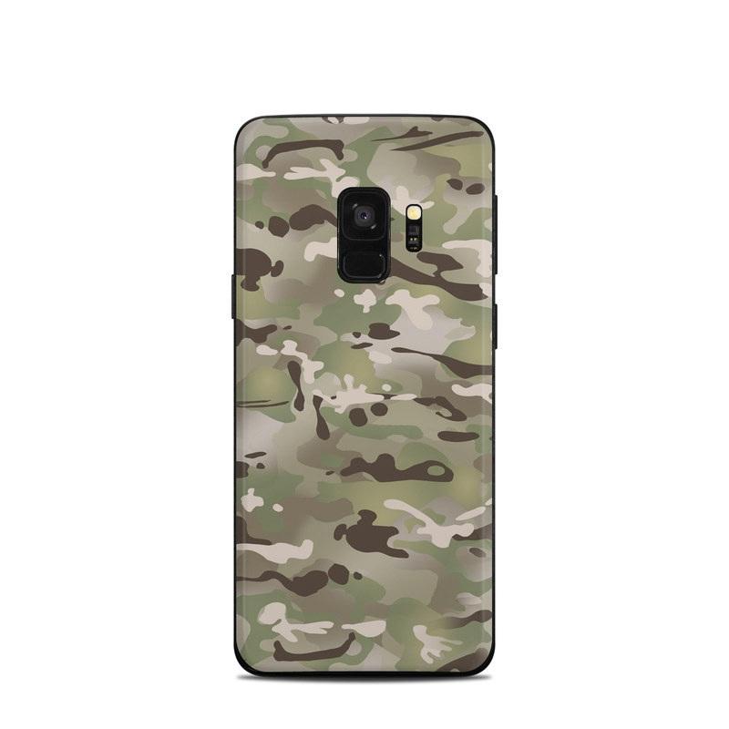 best website fd632 788ea FC Camo Samsung Galaxy S9 Skin