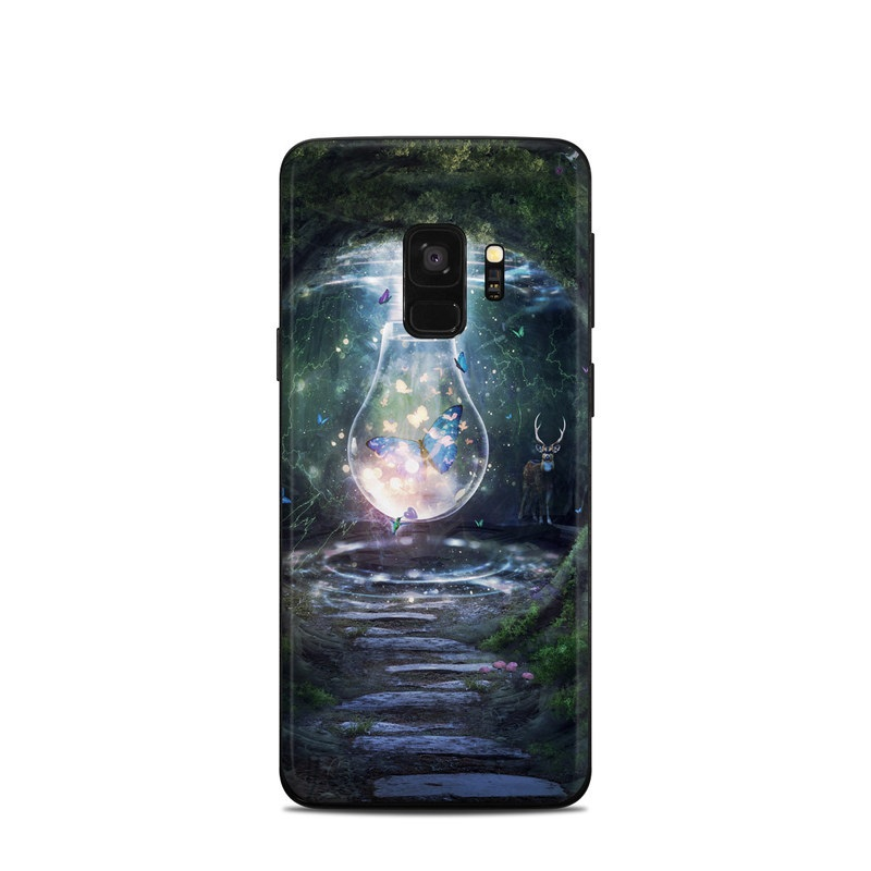 For A Moment Samsung Galaxy S9 Skin