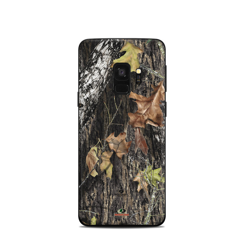 Samsung Galaxy S9 Skin design of Leaf, Tree, Plant, Adaptation, Camouflage, Branch, Wildlife, Trunk, Root with black, gray, green, red colors