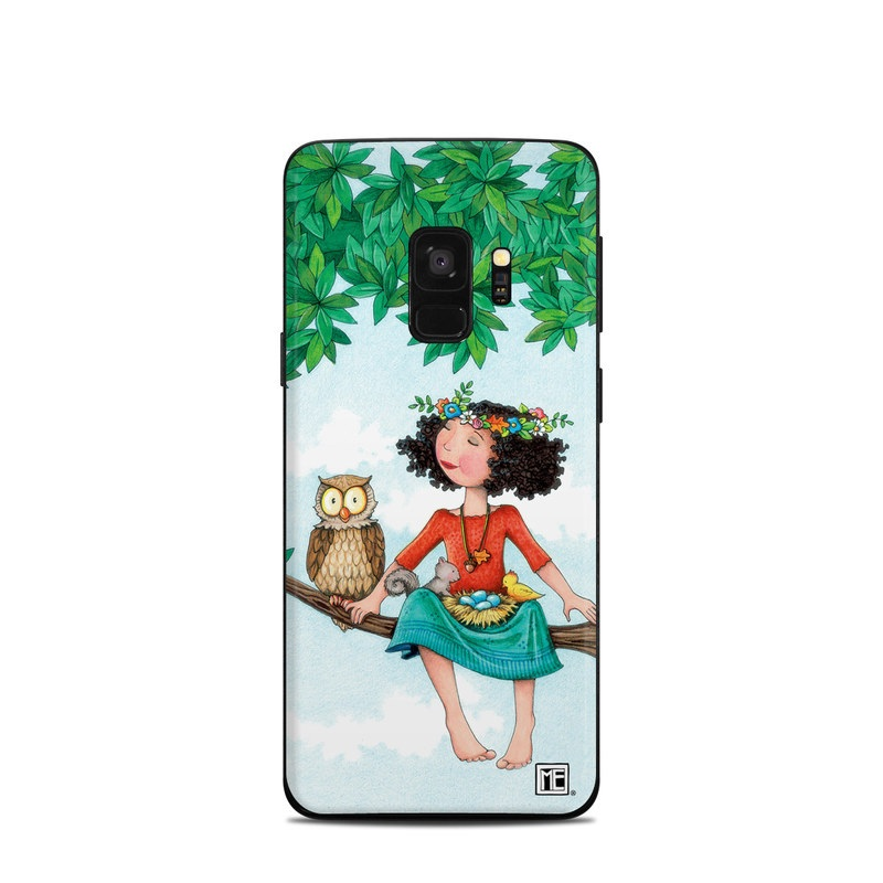 Never Alone Samsung Galaxy S9 Skin