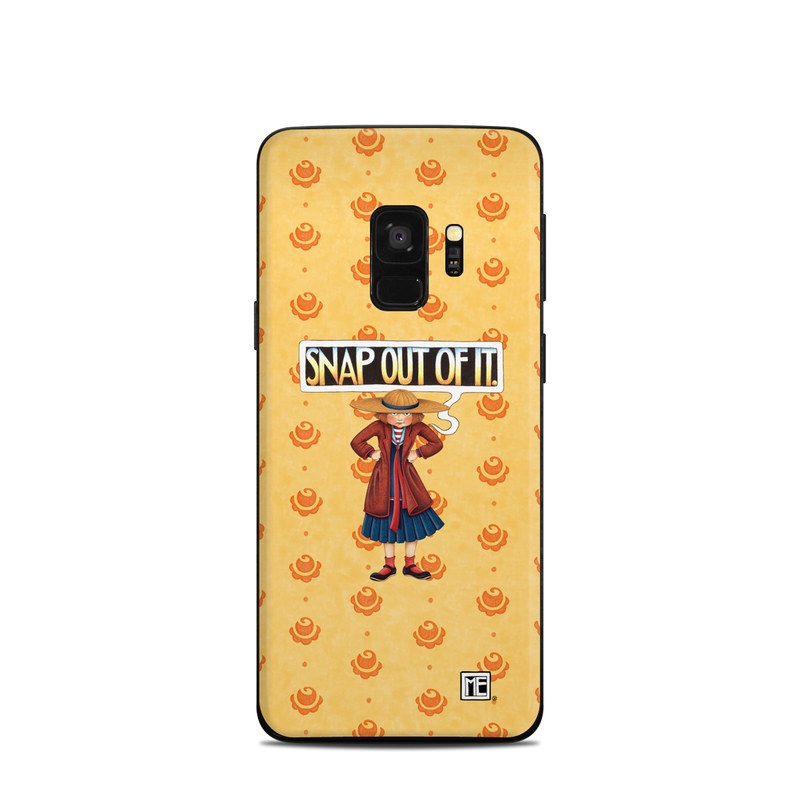 Snap Out Of It Samsung Galaxy S9 Skin