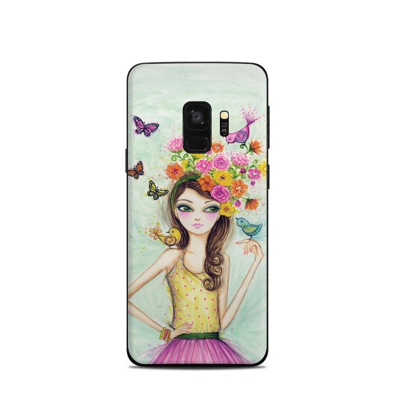 Spring Time Samsung Galaxy S9 Skin