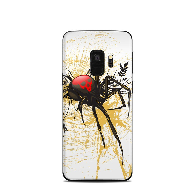 Widow Samsung Galaxy S9 Skin