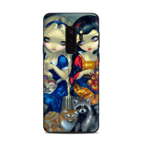 Alice & Snow White Samsung Galaxy S9 Plus Skin