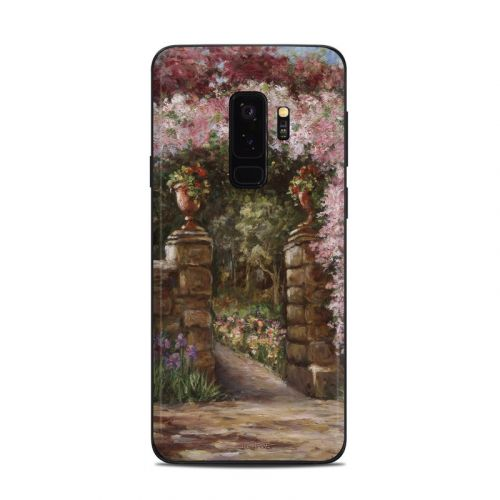Gate At Alta Villa Samsung Galaxy S9 Plus Skin