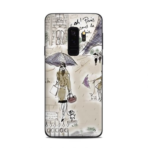 Ah Paris Samsung Galaxy S9 Plus Skin