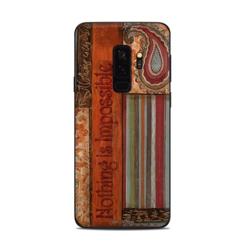 Be Inspired Samsung Galaxy S9 Plus Skin