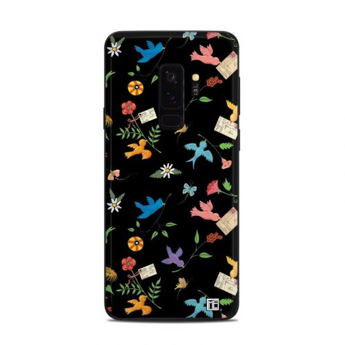 Birds Samsung Galaxy S9 Plus Skin