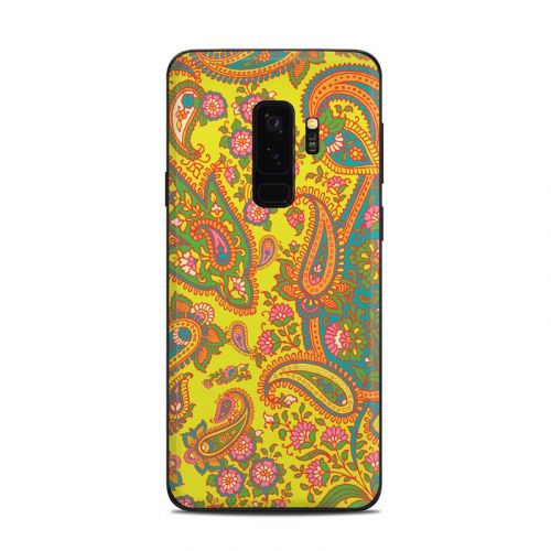 Bombay Chartreuse Samsung Galaxy S9 Plus Skin