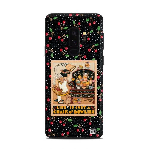 Chair of Bowlies Samsung Galaxy S9 Plus Skin
