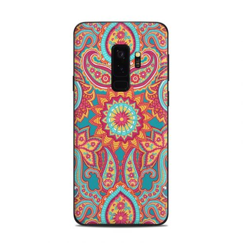 Carnival Paisley Samsung Galaxy S9 Plus Skin