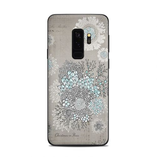 Christmas In Paris Samsung Galaxy S9 Plus Skin