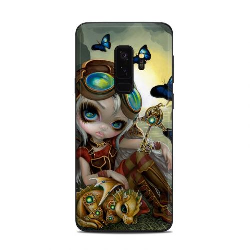 Clockwork Dragonling Samsung Galaxy S9 Plus Skin