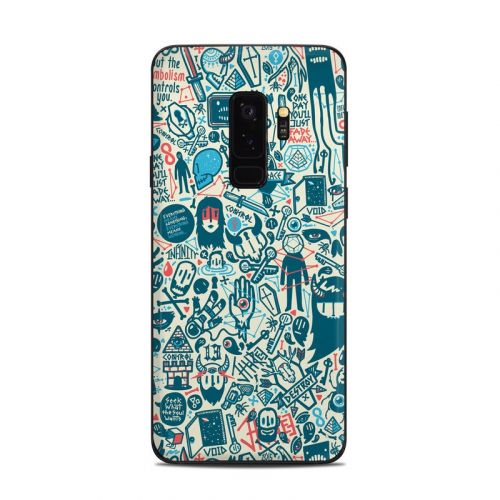 Committee Samsung Galaxy S9 Plus Skin