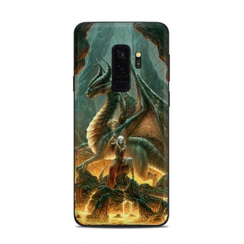 Dragon Mage Samsung Galaxy S9 Plus Skin