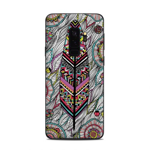 Dream Feather Samsung Galaxy S9 Plus Skin