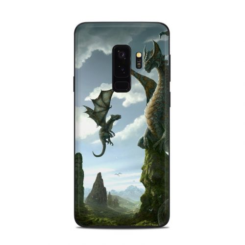 First Lesson Samsung Galaxy S9 Plus Skin
