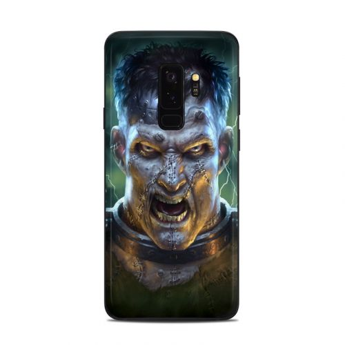 Frankenstein Samsung Galaxy S9 Plus Skin
