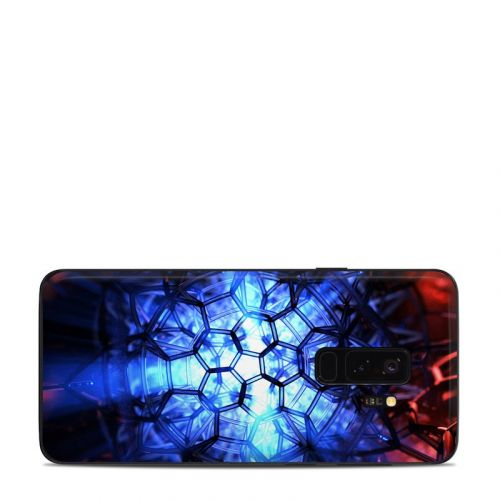 Geomancy Samsung Galaxy S9 Plus Skin