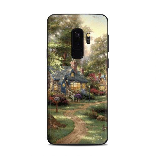 Hometown Lake Samsung Galaxy S9 Plus Skin