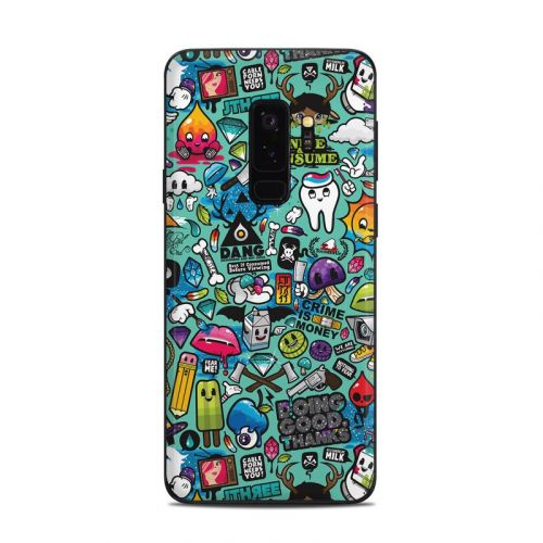 Jewel Thief Samsung Galaxy S9 Plus Skin