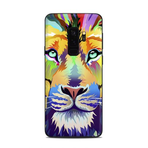 King of Technicolor Samsung Galaxy S9 Plus Skin