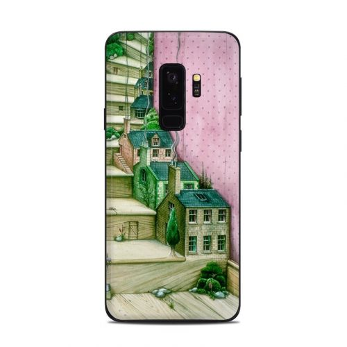 Living Stairs Samsung Galaxy S9 Plus Skin