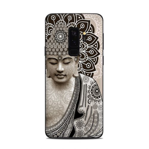 Meditation Mehndi Samsung Galaxy S9 Plus Skin