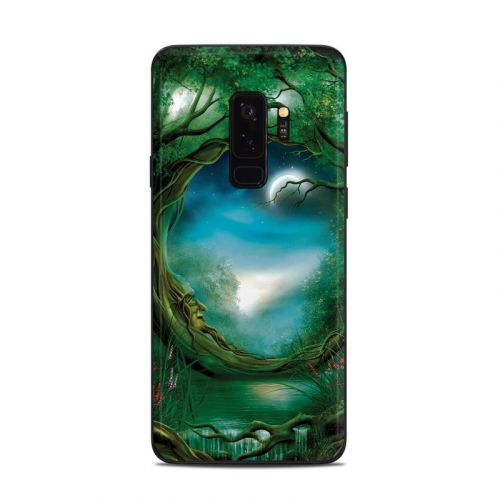 Moon Tree Samsung Galaxy S9 Plus Skin