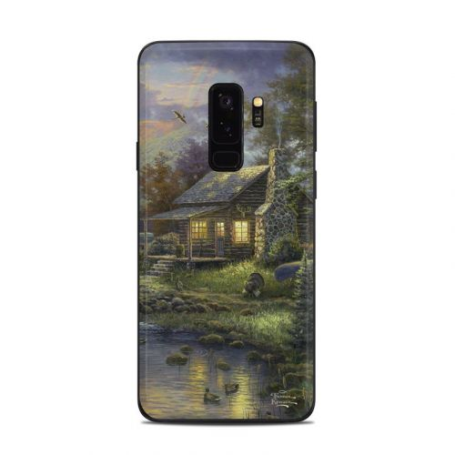 Natures Paradise Samsung Galaxy S9 Plus Skin