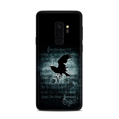 Nevermore Samsung Galaxy S9 Plus Skin