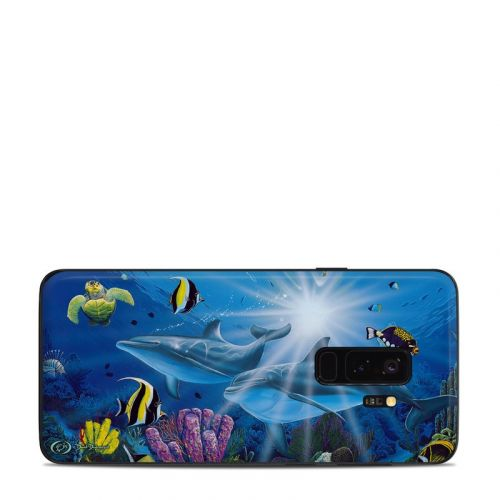 Ocean Friends Samsung Galaxy S9 Plus Skin