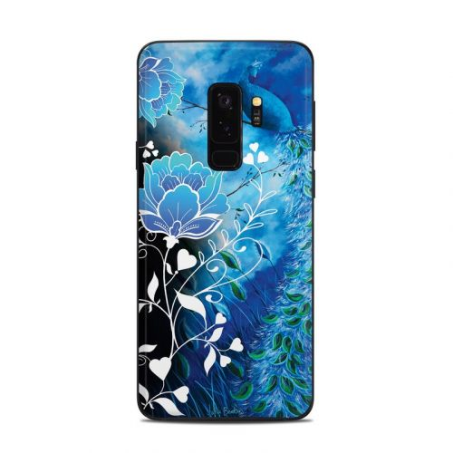 Peacock Sky Samsung Galaxy S9 Plus Skin