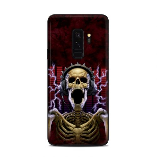 Play Loud Samsung Galaxy S9 Plus Skin