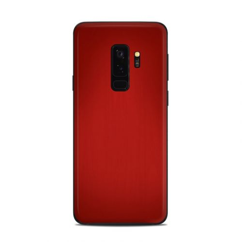 Red Burst Samsung Galaxy S9 Plus Skin
